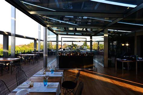 ristoranti con terrazza terrazza triennale quot osteria con vista quot flawless