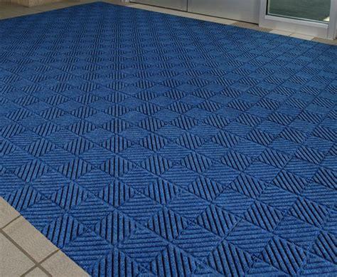 waterhog diagonal floor mat tiles  recessed floor