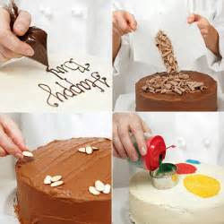 easy home cake decorating ideas easy cake decorating ideas popsugar food