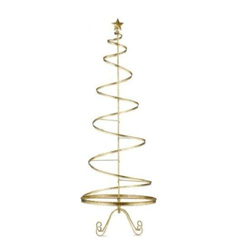 sale 89 quot metal christmas ornament display tree indoor
