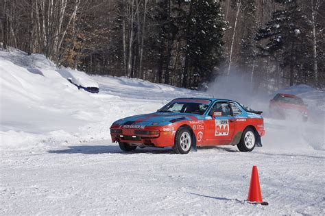 porsche 944 rally the road less traveled one member s rally spec 944