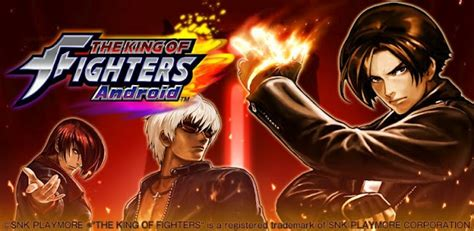 king for android the king of fighters llega a android