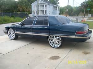 Buick Roadmaster On 22s 96 Roadmaster On 24s Related Keywords Suggestions 96