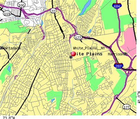 white plains new york map white plains ny map white plains new york usa map