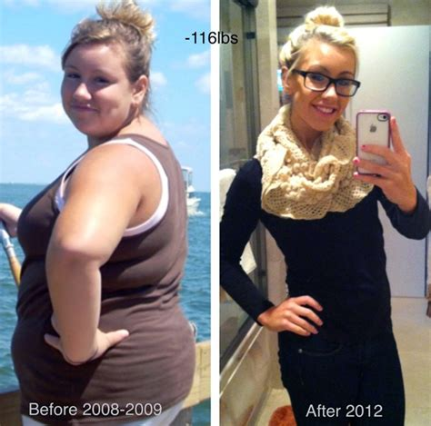 Amazing Weight Loss s amazing 116lb weight loss transformation