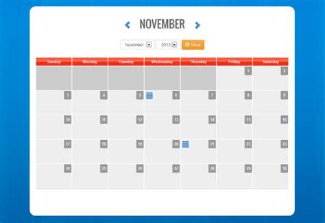 calendar design using jquery introducing php event calendar using jquery to manage