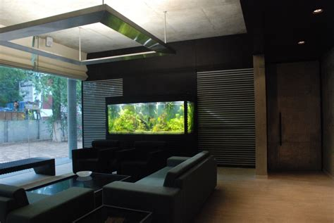 elegant chinese modern living room with aquarium and small modern living room design amazing house living room