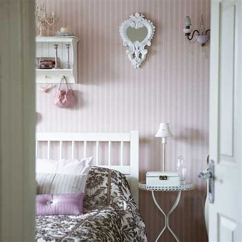 pink wallpaper for bedroom pink striped bedroom modern designs wallpaper