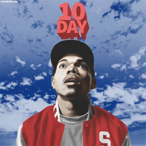 10 day chance the rapper mixtape the nate show