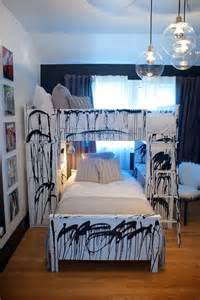 punk rock bedroom contemporary kids los angeles by purge s punk rock room making the most of a share house space