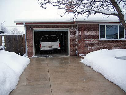 heated concrete patio heated driveway and snow melting system photos