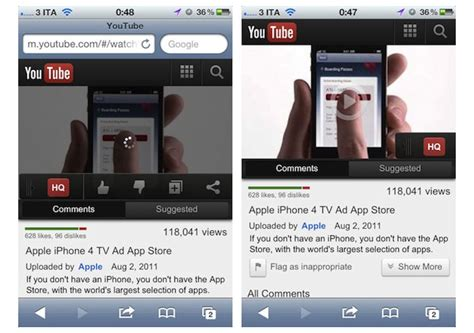 layout youtube mobile youtube mobile unveils new experimental layout