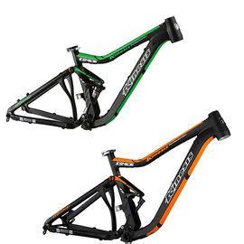 Sepeda 26er Scandium Alloy Mountain Bike Mtb Bicycle Frame15 5 17 19 qualit 233 cadre en aluminium de bicyclette cadre de