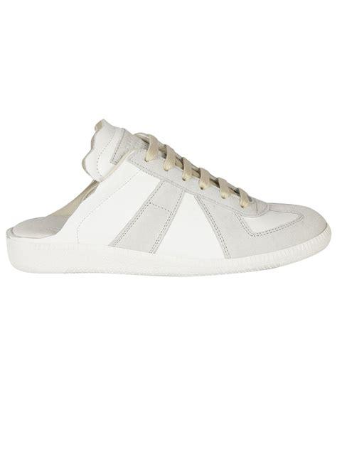 backless sneakers for maison margiela maison margiela backless sneakers