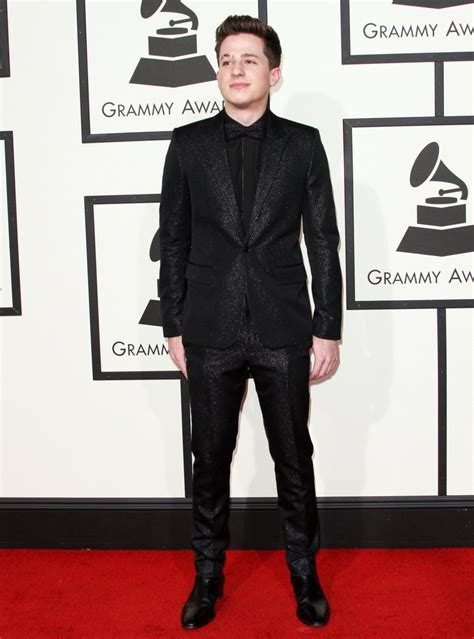 charlie puth grammy charlie puth picture 28 58th annual grammy awards arrivals