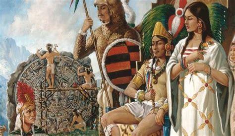 imagenes de los aztecas o mexicas los tlatoanis mexicas gobernates aztecas taringa