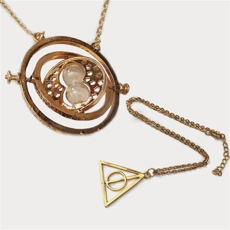 colar pingente harry potter rel 237 quias da morte vira