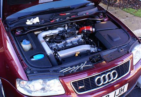 Show your engine bay Audi Sport.net