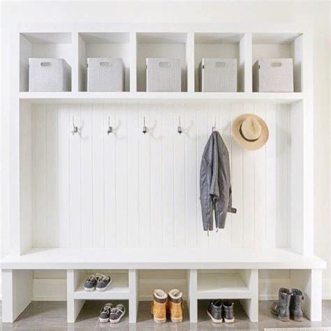 mudroom storage bench with hooks best 25 entryway bench storage ideas on pinterest entry