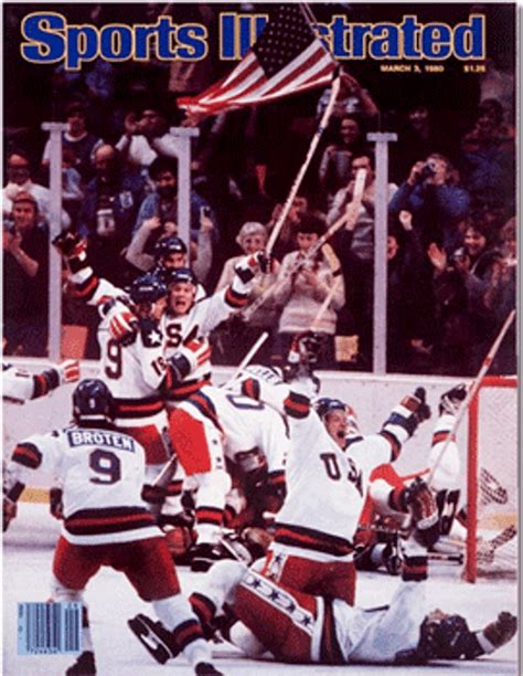The Miracle On 1980 Miracle On Photos Photos U S Hockey Of Fame