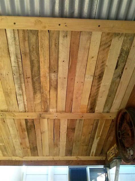 Wood Cupola Upcycled Wood Pallet Roof