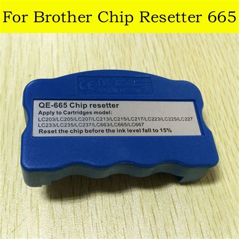 resetter chip brother printer consumables supplier discount small orders