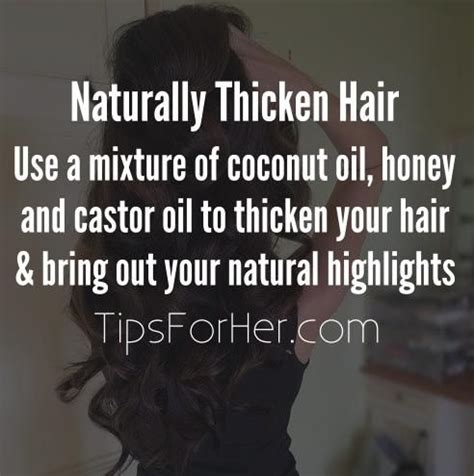 natural hair thickener recipe how to thicken your hair hair pinterest natural