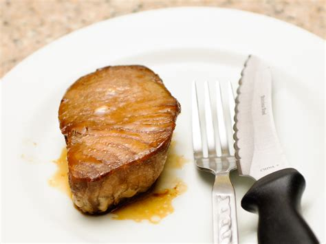 simple ways to cook tuna steak wikihow