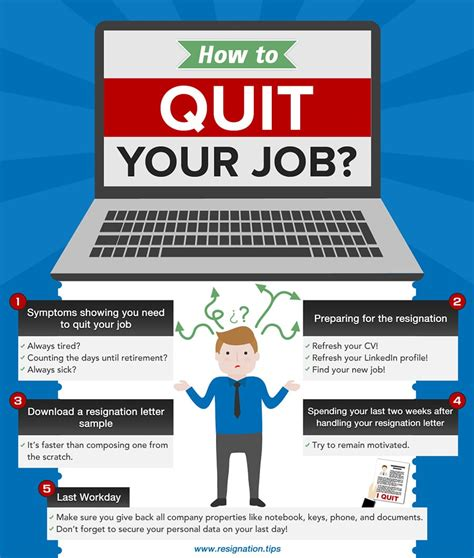 8 Tips On Quitting Your Gracefully by Resignation Letter Due To Rude Today I Quit My Call
