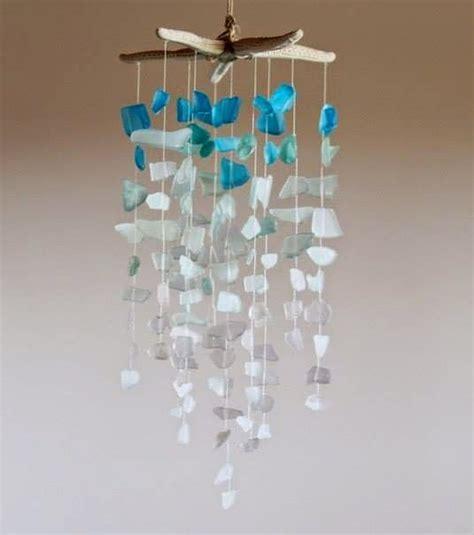 craft  sea glass creative art  craft ideas