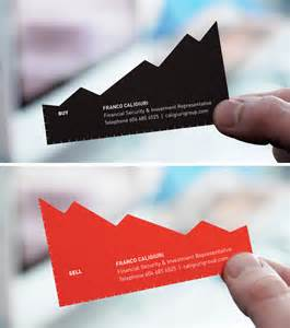 the most creative business cards the most creative business card yet the financial chart