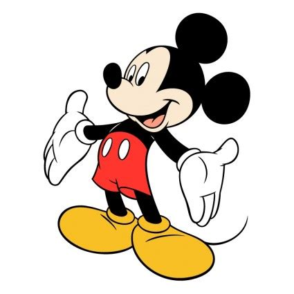 Mickey Mouse by Mickey Mouse Cartoonbros