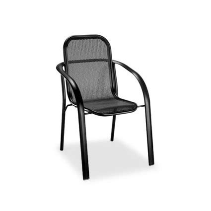 homecrest florida mesh stackable cafe chair furniture