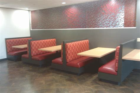 Freestanding Banquette Seating by Gallery