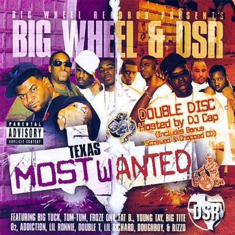 froze ony big wheel and dsr big wheel and dsr texas most wanted