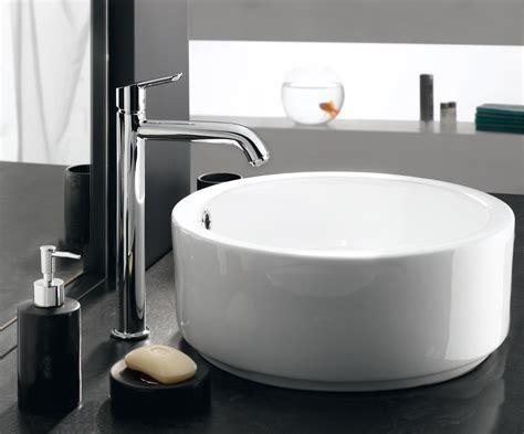 lavabo design hansgrohe mitigeur de lavabo design 224 bec haut sportive xl