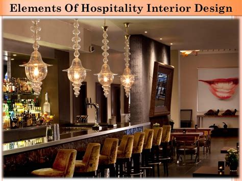 elements of interior design slideshare elements of hospitality interior design