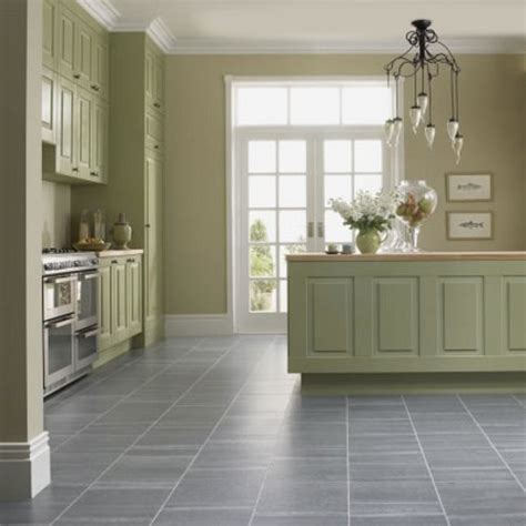 grey kitchen floor ideas kitchen flooring amtico cumbrian slate motiq online