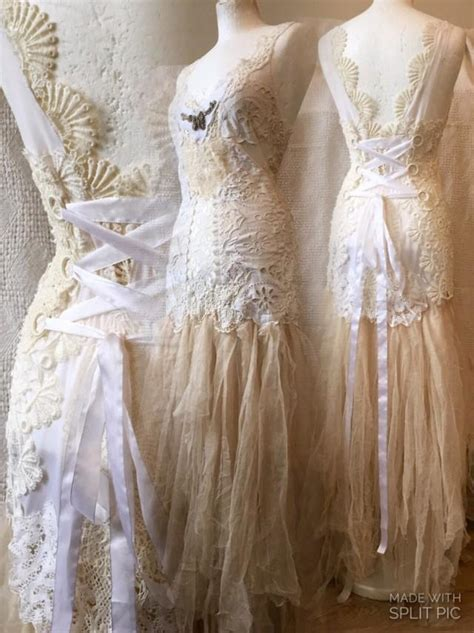 Handmade Wedding Gown - lace wedding dress princess gown bridal gown wearable