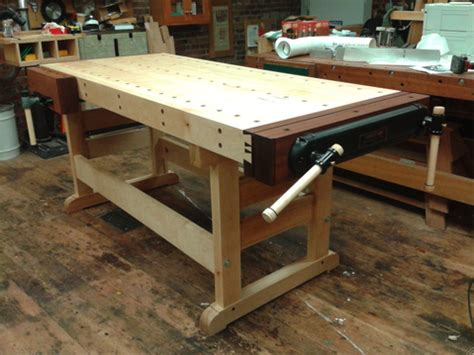 custom woodworking benches image gallery custom workbench