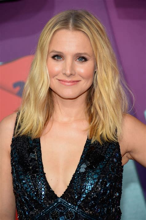 kristen bell kristen bell 2014 cmt music awards in nashville