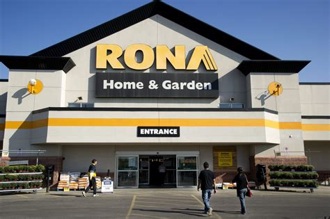 Lowes Home Improvement Mba Internship by Lowe S To Buy Rona In Canada Zolmax