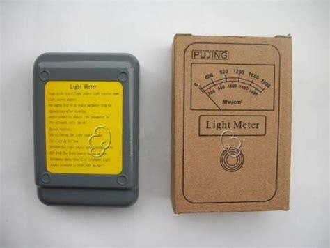 dental curing light radiometer dental curing light meter light radiometer tester pujing