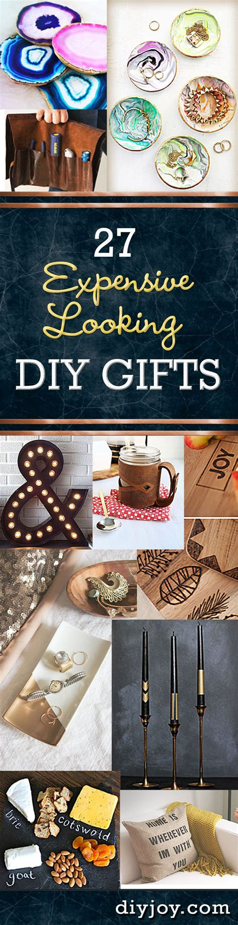 Awesome Handmade Gifts - inexpensive diy gifts and creative crafts and projects