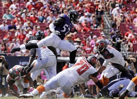 baltimore ravens c 17 baltimore ravens at ta bay buccaneers score 48 17