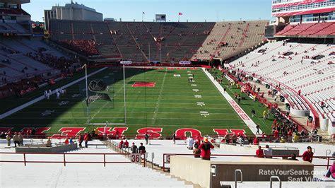 Memorial Stadium Nebraska Section 36a Rateyourseats Com
