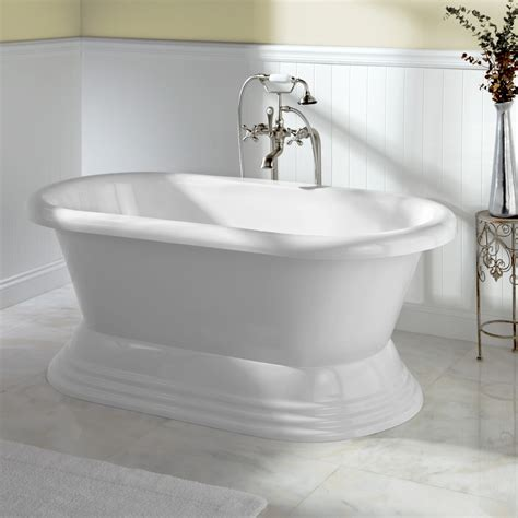white bathtub white soaking standing tubs under rectangular white