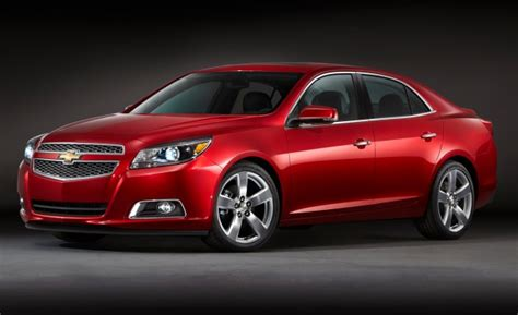 Chevrolet Releases Specs for 2013 Malibu?s Naturally Aspirated 2.5 Liter and Turbo 2.0 Liter