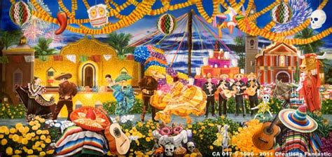 Nautical Theme by Backdrop Ca 017 Mexican Fiesta
