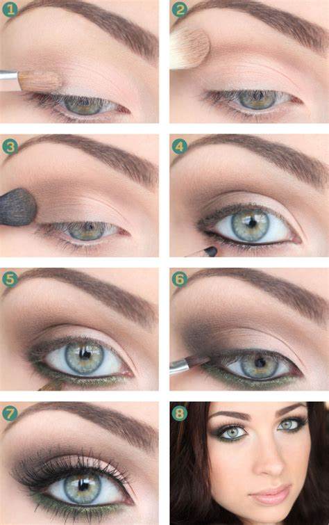 makeup tutorial natural look for green eyes good 4 time pass eye make up tutorial